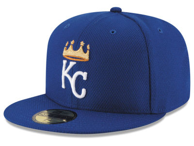 Kansas City Royals New Era MLB 2016 Diamond Era 59FIFTY Training Cap