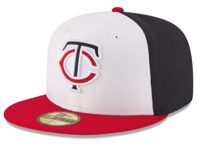 Minnesota Twins New Era MLB 2016 Diamond Era 59FIFTY Training Cap