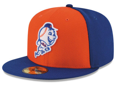 New York Mets New Era MLB 2016 Diamond Era 59FIFTY Training Cap