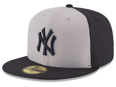 New York Yankees New Era MLB 2016 Diamond Era 59FIFTY Training Cap