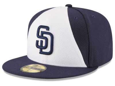San Diego Padres New Era MLB 2016 Diamond Era 59FIFTY Training Cap