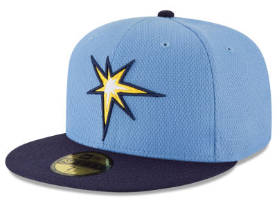 Tampa Bay Rays New Era MLB 2016 Diamond Era 59FIFTY Training Cap