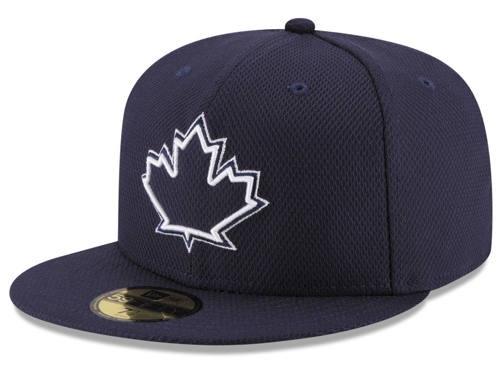 Toronto Blue Jays New Era MLB 2016 Diamond Era 59FIFTY Training Cap ... b95c56dcda3