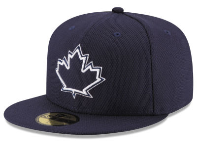 Toronto Blue Jays New Era MLB 2016 Diamond Era 59FIFTY Training Cap