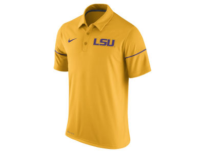 LSU Tigers Nike NCAA Men's Team Issue Polo Shirt