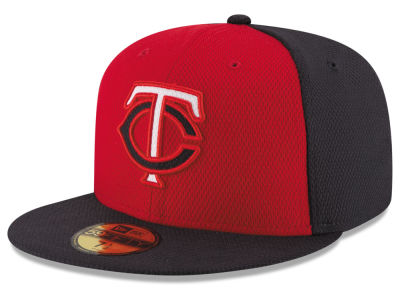 Minnesota Twins New Era MLB Kids 2016 Diamond Era 59FIFTY Cap