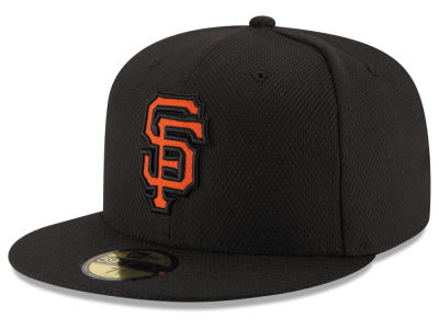 San Francisco Giants New Era MLB Kids 2016 Diamond Era 59FIFTY Cap