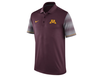 Minnesota Golden Gophers Nike NCAA Men's Early Season Coach Polo Shirt