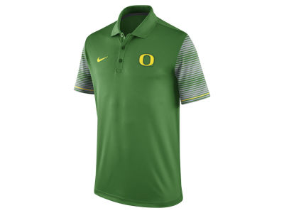 Oregon Ducks Nike NCAA Men's Early Season Coach Polo Shirt
