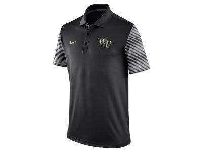 Wake Forest Demon Deacons Nike NCAA Men's Early Season Coach Polo Shirt
