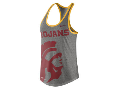 USC Trojans Nike NCAA Women's Dri-Blend Gear Up Tank