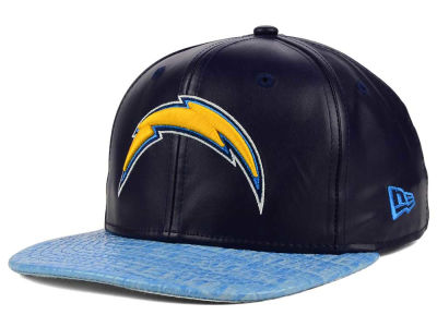 San Diego Chargers Melvin Gordon New Era NFL Rookie Exclusive Collection 9FIFTY Snapback Cap