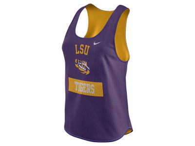 LSU Tigers Nike NCAA Women's Gear Up Mesh Tank