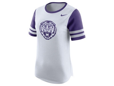 LSU Tigers Nike NCAA Women's Gear Up Modern Fan T-Shirt