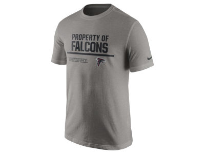 Atlanta Falcons Nike NFL Men's Property of T-Shirt