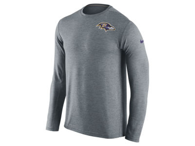 Baltimore Ravens Nike NFL Mens Dri-Fit Touch Long Sleeve T-Shirt