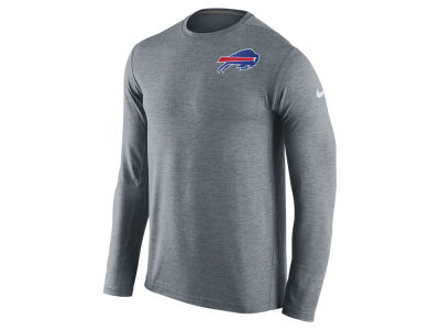 Buffalo Bills Nike NFL Mens Dri-Fit Touch Long Sleeve T-Shirt