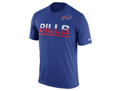 Buffalo Bills Nike NFL Men's Team Practice T-Shirt