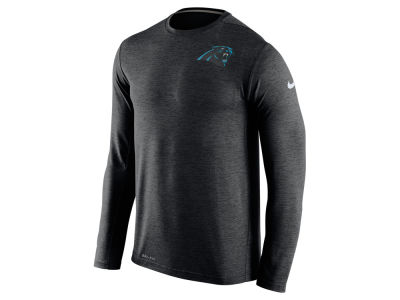 Carolina Panthers Nike NFL Mens Dri-Fit Touch Long Sleeve T-Shirt
