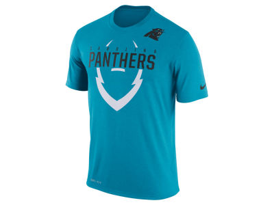 Carolina Panthers Nike NFL Men's Icon T-Shirt