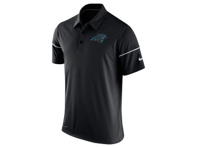 Carolina Panthers Nike NFL Mens Team Issue Polo Shirt