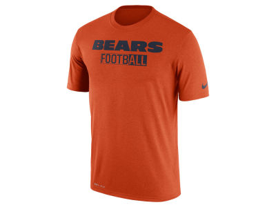 Chicago Bears Nike NFL Men's All FootbALL Legend T-Shirt