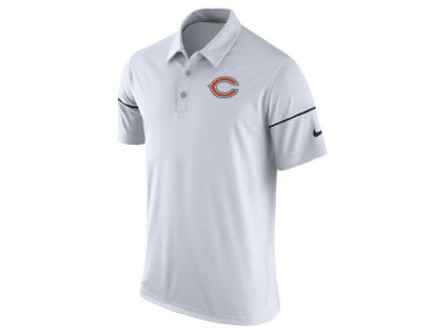Chicago Bears Nike NFL Mens Team Issue Polo Shirt