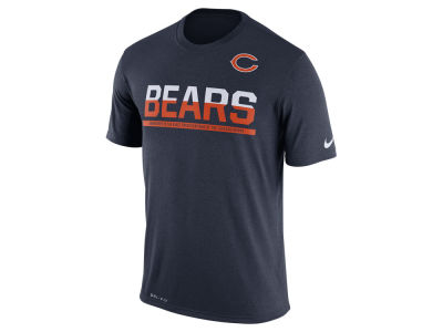 Chicago Bears Nike NFL Men's Team Practice T-Shirt