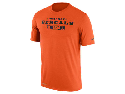 Cincinnati Bengals Nike NFL Men's All FootbALL Legend T-Shirt