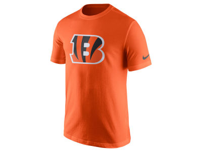 Cincinnati Bengals Nike NFL Men's Cotton Essential Logo T-Shirt