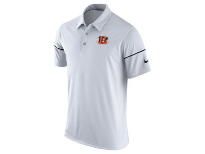 Cincinnati Bengals Nike NFL Mens Team Issue Polo Shirt