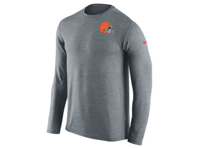 Cleveland Browns Nike NFL Mens Dri-Fit Touch Long Sleeve T-Shirt