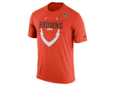 Cleveland Browns Nike NFL Men's Icon T-Shirt