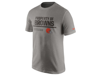 Cleveland Browns Nike NFL Men's Property of T-Shirt