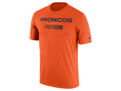 Denver Broncos Nike NFL Men's All FootbALL Legend T-Shirt