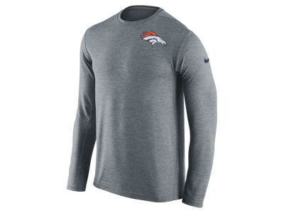 Denver Broncos Nike NFL Mens Dri-Fit Touch Long Sleeve T-Shirt