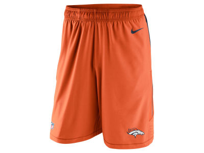 Denver Broncos Nike NFL Mens Speed Vent Shorts