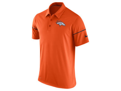 Denver Broncos Nike NFL Mens Team Issue Polo Shirt