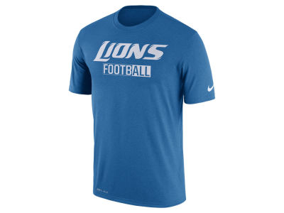 Detroit Lions Nike NFL Men's All FootbALL Legend T-Shirt