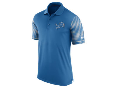 Detroit Lions Nike NFL Mens Early Season Polo Shirt