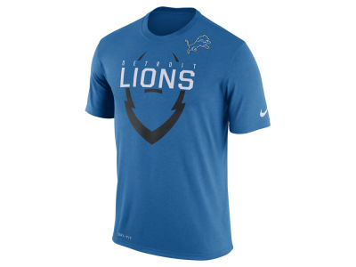 Detroit Lions Nike NFL Men's Icon T-Shirt