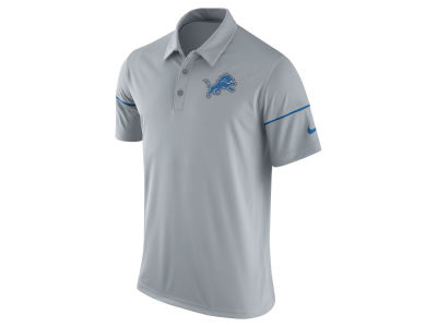 Detroit Lions Nike NFL Mens Team Issue Polo Shirt