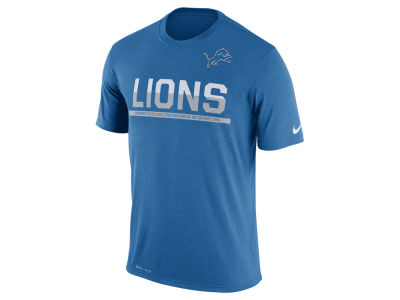 Detroit Lions Nike NFL Men's Team Practice T-Shirt