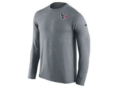 Houston Texans Nike NFL Mens Dri-Fit Touch Long Sleeve T-Shirt