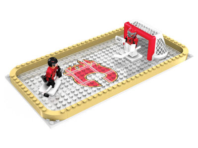 Calgary Flames OYO Backyard Rink Set