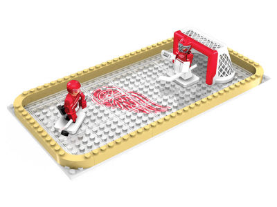 Detroit Red Wings OYO Backyard Rink Set