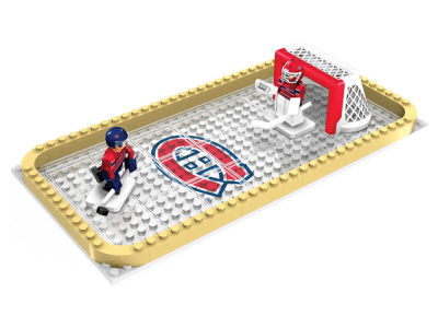 Montreal Canadiens OYO Backyard Rink Set