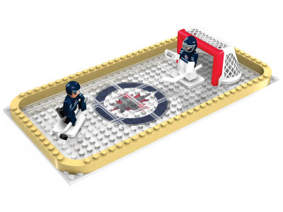 Winnipeg Jets OYO Backyard Rink Set
