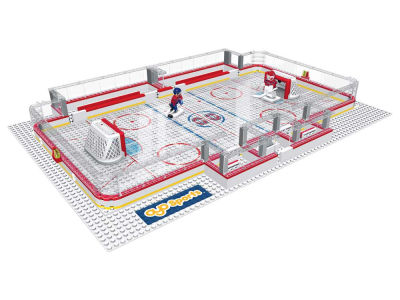 Montreal Canadiens OYO Gametime Rink Set