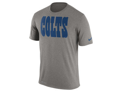 Indianapolis Colts Nike NFL Men's Legend Wordmark Essential 3 T-Shirt